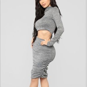 Fashion Nova Skirts - *beautiful fashionova skirt set